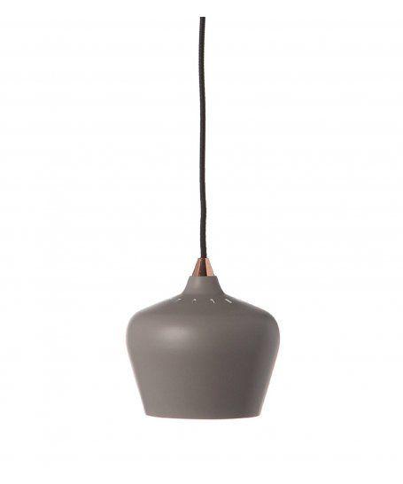 Lampa wisząca Cohen - Ø 16,3 cm szary