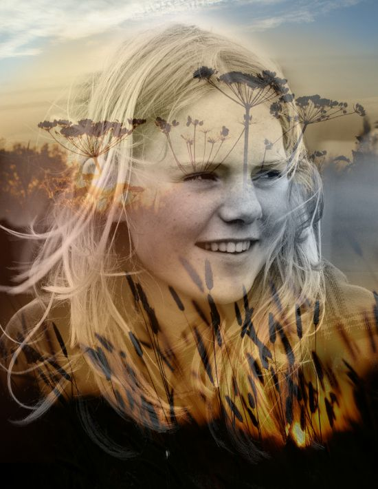 Finally, something that make sense on how to do double, triple, and multiple exposures on picmonkey @ submarines and sewingmachines blog.