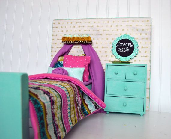 1000 Ideas About American Girl Bedrooms On Pinterest American Girl Furniture American Girl