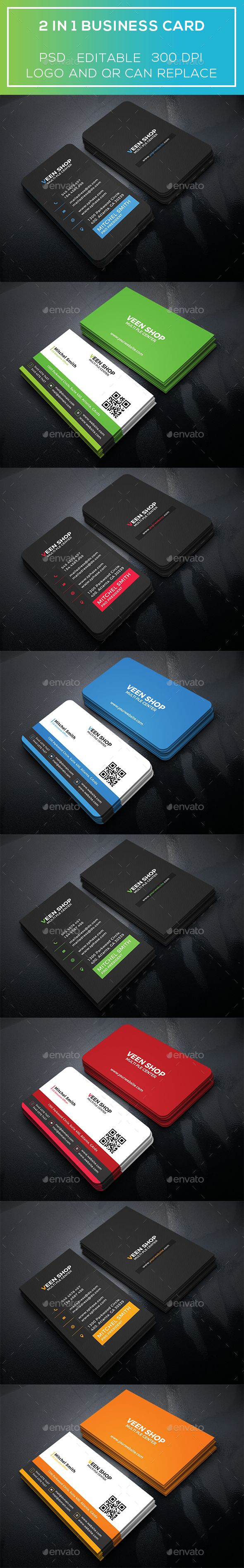 Best 25 visiting card format ideas on pinterest modern business business card bundle business cards print templates reheart Image collections