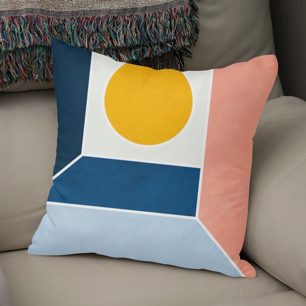 """Perfect View"" pillow case on Curioos"