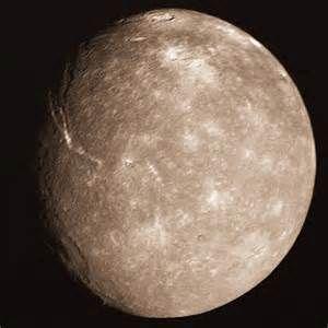 Titania moon - Bing images