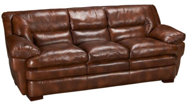 Futura Pasadena Leather Sofa Sofas Jordan S Furniture