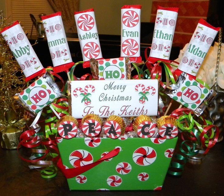 Christmas Ideas Secret Santa: 93 Best Secret Santa Ideas Images On Pinterest
