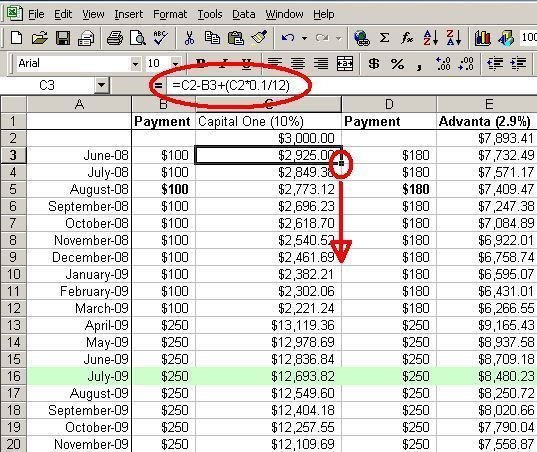 Make a Personal Budget on Excel in 4 Easy Steps in 2018 Home