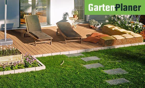 OBI Gartenplaner U2013 Jetzt Wunschterrasse Planen