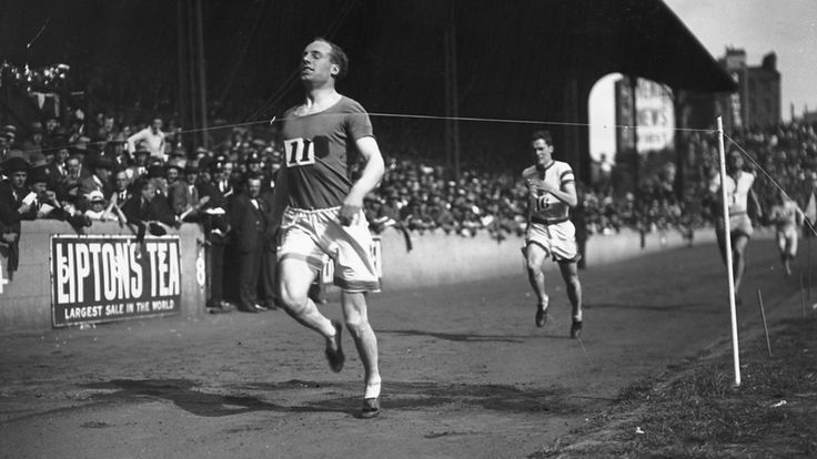 The extraordinary life of Eric Liddell, the runner featued in the film Chariots of Fire