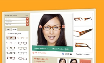 Try On Frames - Pearle Vision.