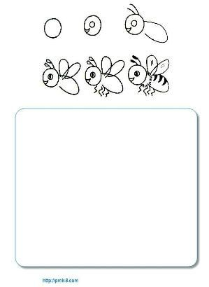 free teach kids draw jungle animals page free printable kids step by step drawing activities - How To Draw Animals Step By Step For Kids Printable