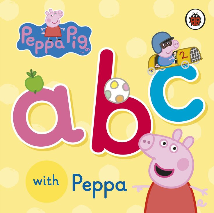 ABC with Peppa Pig