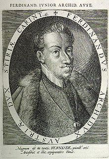 Ferdinand II. vládol v rokoch 1619 – 1637 (Svätá rímska ríša) - Wikipédia