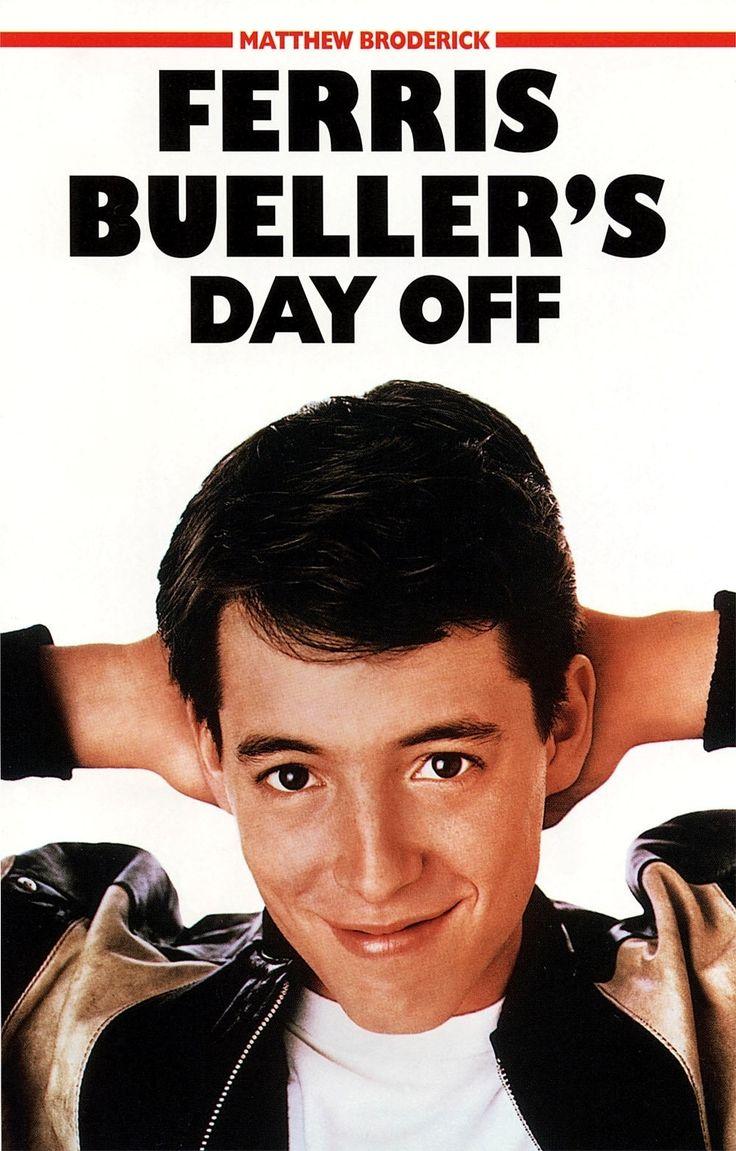 Ferris Bueller's day off #80s