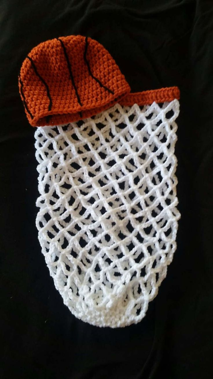 Crochet Basketball Costume by DaisyMaesBoutique331 on Etsy