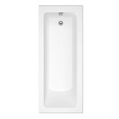 Kensington single ended straight bath 1700 x 700 with acrylic front panel