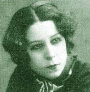 İlk Kadın Tiyatrocu Afife Jale 1919