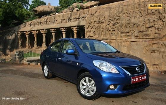 Nissan Sunny- A Class Apart