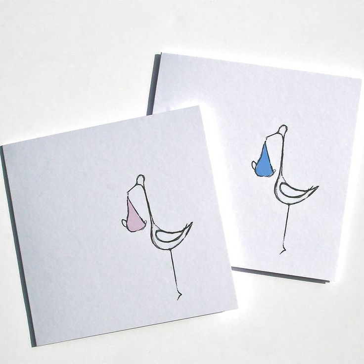 beautiful new baby cards!