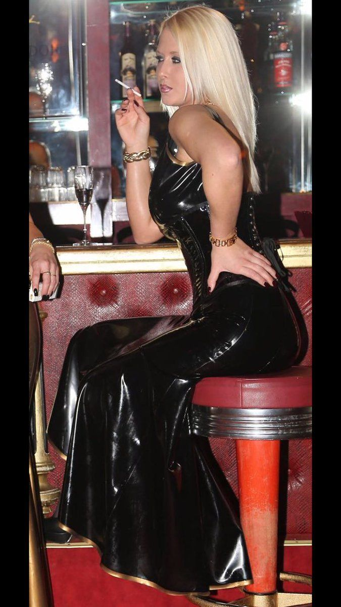 In Smoking Latex