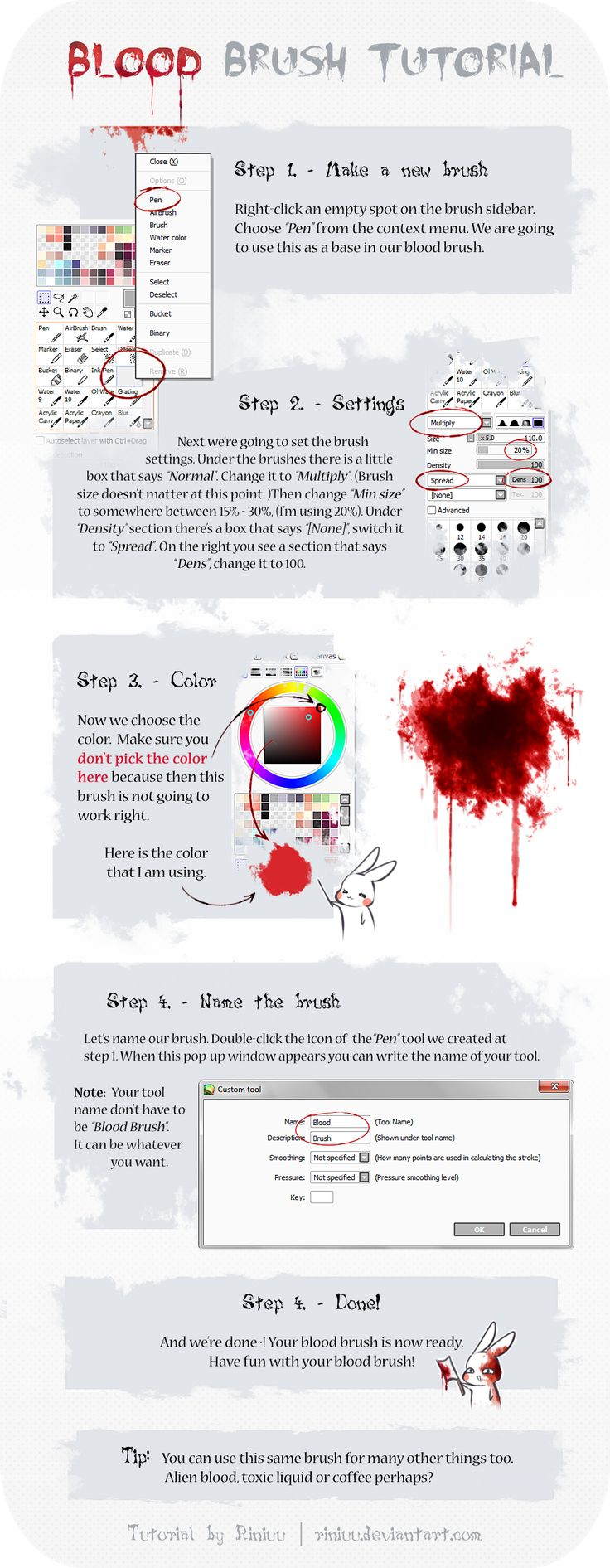 how to draw silver paint in paint tool sai