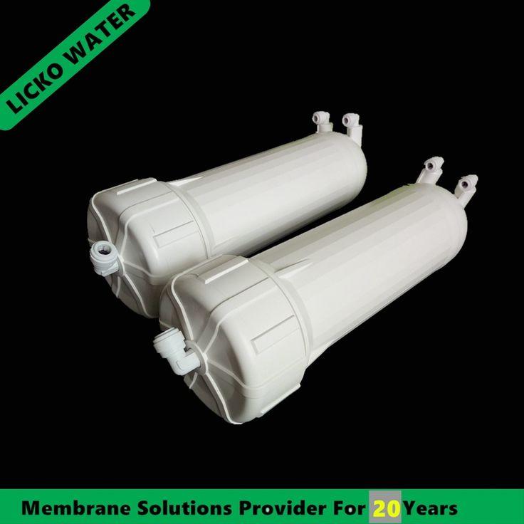 Plactic ro membrane housing for 50 gpd / 100 gpd / 200 gpd / 300 gpd / 400 gpd