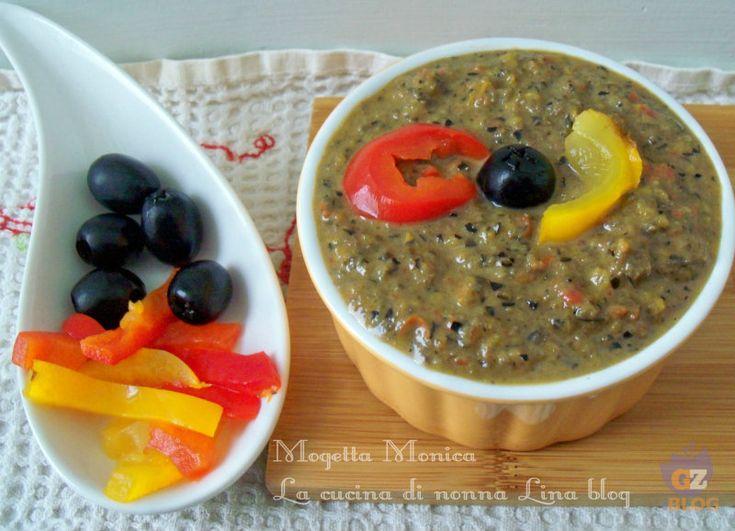 Salsa peperoni e olive ricetta sfiziosa