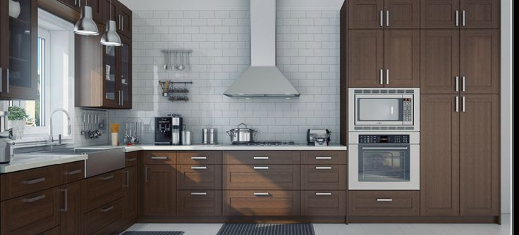 33 best images about beautiful bamboo kitchen cabinets