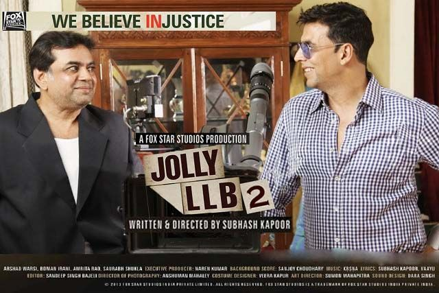 Jolly LLB 2 Movie 2017 Star Cast and Crew, Release Date, Jolly LLB 2 Songs List…