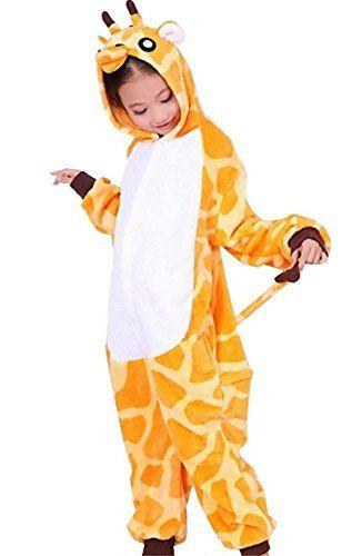 VineCrown Schlafanzug Tier Pyjamas Overall Karikatur Neuheit Jumpsuit Kostüme f… – modeamazon