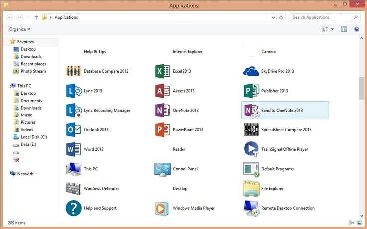 How To Create a Shortcut for Windows 8 Metro Apps on the
