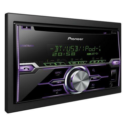 Pioneer Bilstereo (FH-X720BT) - CD/DVD-spelare - Teknikproffset