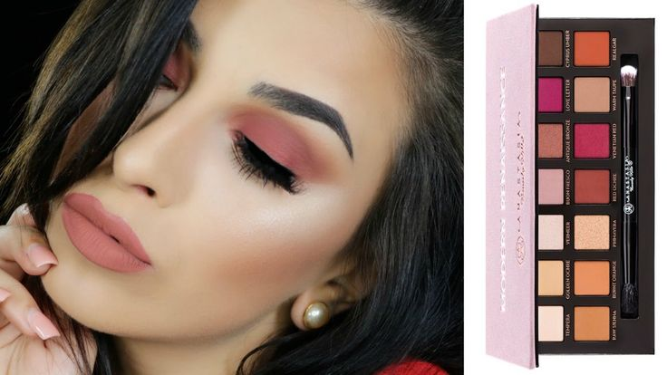 Anastasia Beverly Hills MODERN RENAISSANCE palette Review & Tutorial | Maria Yeager