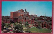 Johns Hopkins Hospital Baltimore Maryland MD postcard