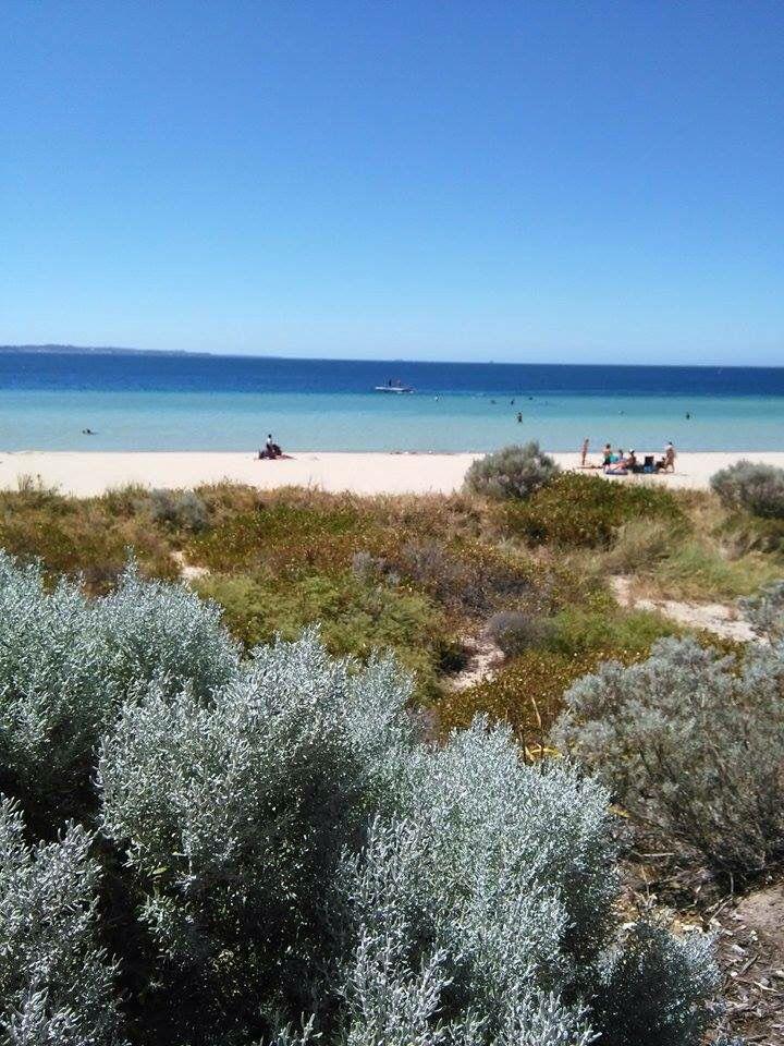 Rockingham beach, perth