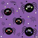 Free! Halloween printables! Spider Background