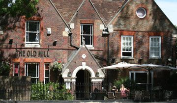 The Old Mill, Berkhamsted