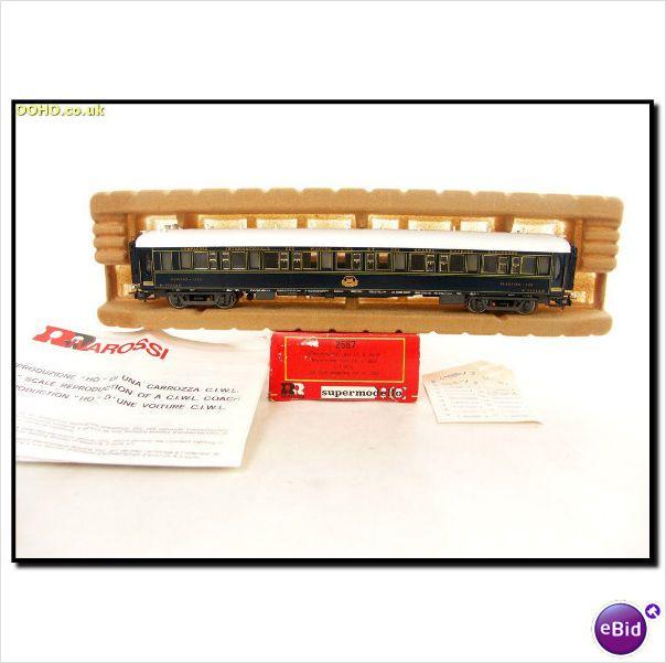 RIVAROSSI 2567 - Carrozza Letto CIWL Orient Express LX SLEEPING CAR No.3532 on eBid United Kingdom