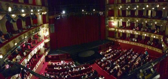 Teatro Calderon. Madrid