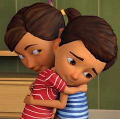 Caleb and Sophia