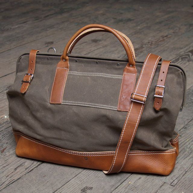 Northwesterner Bag by Wood & Faulk