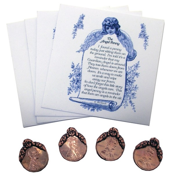 11 25 http tandtdesignsllc com guardian angel penny token set of 4