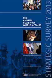 Strategic Survey 2013 -- London :  Institute for Strategic Studies, 2013.