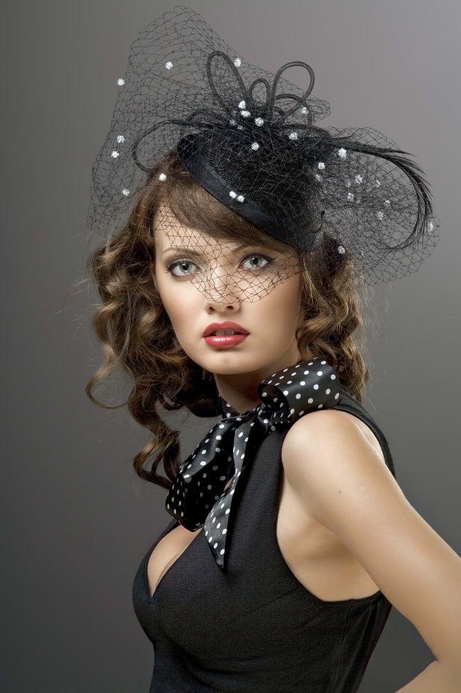 #vintage #hats ✿✿ڿڰۣ(̆̃̃-- ♥ Donna-NYrockphotogirl Beautiful