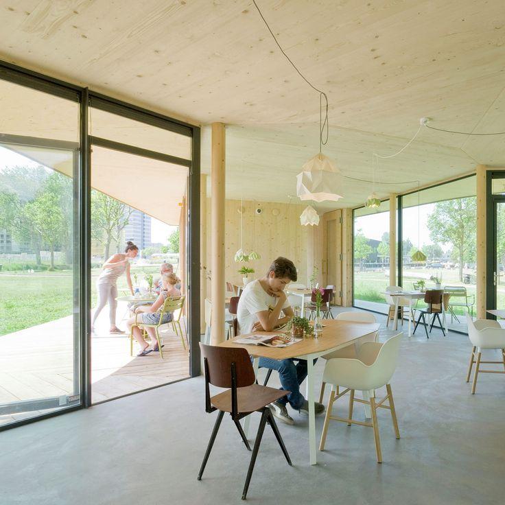 Gallery of Tea House 'Tuin van Noord' / GAAGA - 7