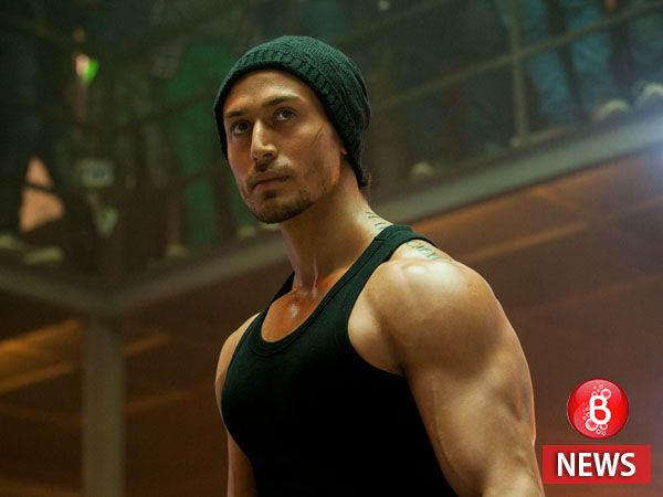 Tiger Shroff's muscular body is simply wow in the first look of 'Baaghi 2'