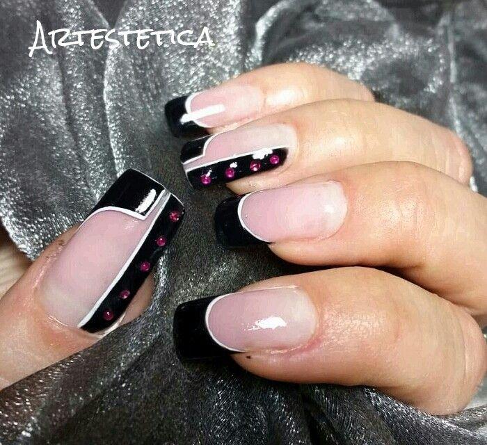 Allungamentoo letto ungueale cover rosa