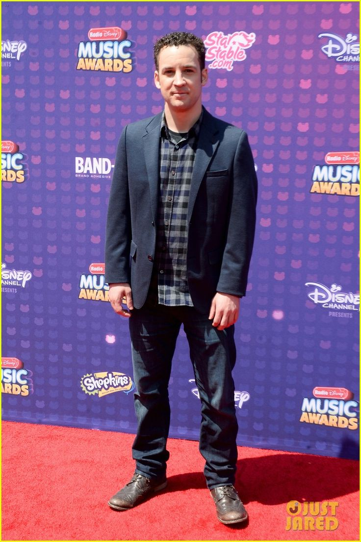 Ben Savage at the Radio Disney Music Awards 2016