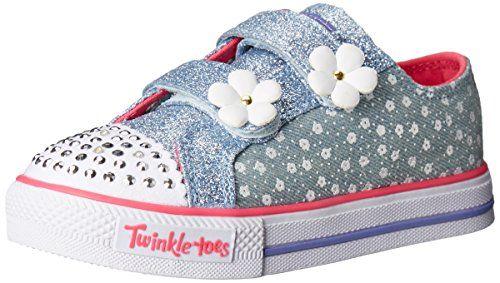 Skechers Kids Shuffles - Darling Daisy Sneaker (Toddler/L... https://www.amazon.com/dp/B016F32CLK/ref=cm_sw_r_pi_dp_x_QdsnybT1SKKG8