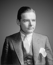 Henry Cabot Lodge, 1902-1985. former MA senator and ambassador to the UN.