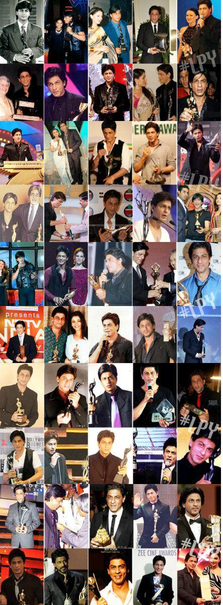 Awards #Bollywood #ShahrukhKhan #KingKhan #Edit #LPY
