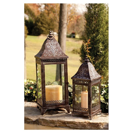 Chloe Candle Lanterns.